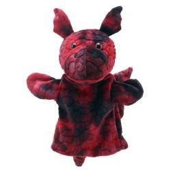Dragon (Red) - Animal Puppet Buddies Hand Puppet