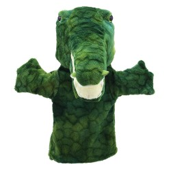 Crocodile - Animal Puppet Buddies Hand Puppet