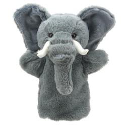 Elephant - Animal Puppet Buddies Hand Puppet