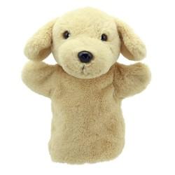 Labrador (Yellow) - Animal Puppet Buddies Hand Puppet