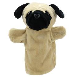 Pug - Animal Puppet Buddies Hand Puppet