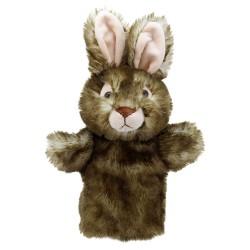 Rabbit (Wild) - Animal Puppet Buddies Hand Puppet