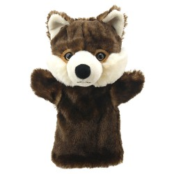 Wolf - Animal Puppet Buddies Hand Puppet