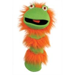 Ginger -  Sockette Glove Puppet