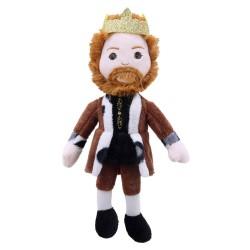 King - Finger Puppet