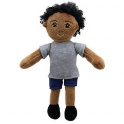 Finger Puppets: Boy (Grey Top)