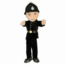 Policeman - Time For Story Hand Puppet