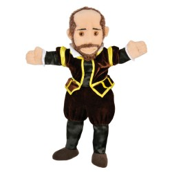 Shakespeare - Time For Story Hand Puppet