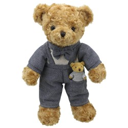 Daddy Bear - Wilberry Dressed Animals