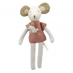 Mouse - Wilberry Families Soft Toy