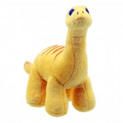 Brontosaurus - Colourful Dino Soft Toy