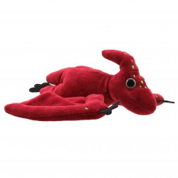 Pterodactyl - Colourful Dino Soft Toy