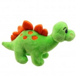 Stegosaurus - Colourful Dino Soft Toy