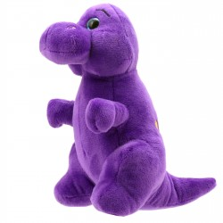 T-Rex - Colourful Dino Soft Toy