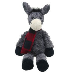 Donkey (Grey, Large) - Wilberry Classics Soft Toy