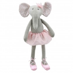 Elephant - Wilberry Dancers Soft Toy