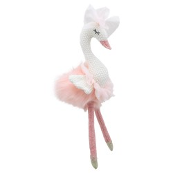 Swan (Pink) - Wilberry Dancers Soft Toy