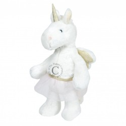 Unicorn - Wilberry Snuggles Soft Toy