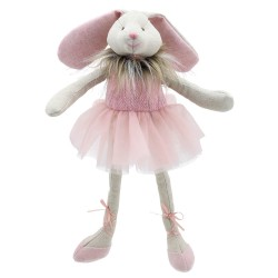 Bunny (Pink) - Wilberry Dancers Soft Toy