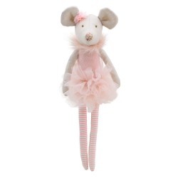Mouse (Pink) - Wilberry Dancers Soft Toy