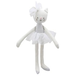 Cat - Wilberry Dancers Soft Toy