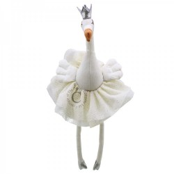 Flamingo (White) - Wilberry Dancers Soft Toy