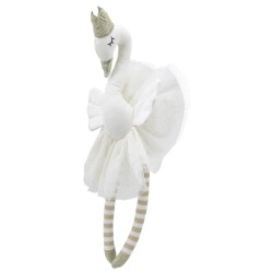 Swan (White) - Wilberry Dancers Soft Toy