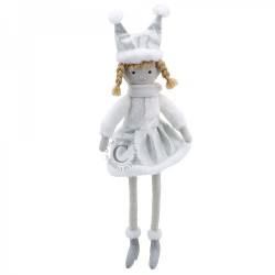 Doll - Silver - Wilberry Dolls Soft Toy