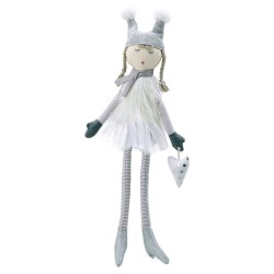 Doll - White Large - Wilberry Dolls Soft Toy