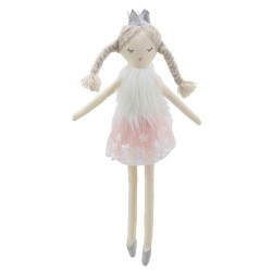 Ballerina - Crown - Wilberry Dolls Soft Toy