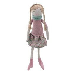 Girl - Pink - Wilberry Dolls Soft Toy