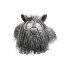 Owl (Medium) - Wilberry Feathery Friends Soft Toy