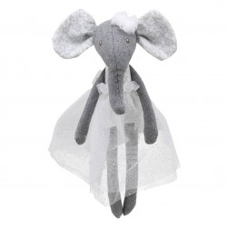 Mrs Elephant - Wilberry Friends Soft Toy