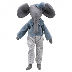 Mr Elephant - Wilberry Friends Soft Toy