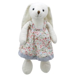 Mrs Rabbit (Pink) - Wilberry Friends Soft Toy