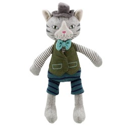 Cat (Boy) - Wilberry Friends Soft Toy