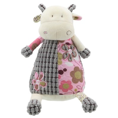 Cow (Pink) - Wilberry Friends Soft Toy