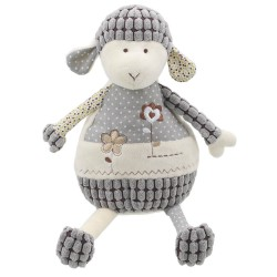 Lamb (Grey) - Wilberry Friends Soft Toy