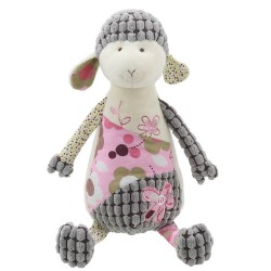 Lamb (Pink) - Wilberry Friends Soft Toy