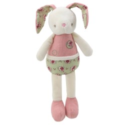 Rabbit (Pink-Green) - Wilberry Friends Soft Toy