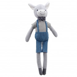 Donkey (Boy) - Wilberry Friends Soft Toy