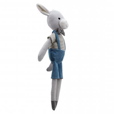Donkey (Boy) - Wilberry Friends Soft Toy