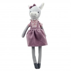 Donkey (Girl) - Wilberry Friends Soft Toy