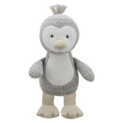 Penguin -  Wilberry Knitted Soft Toy
