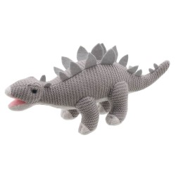 Stegosaurus - Wilberry Knitted Soft Toy