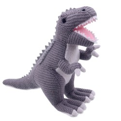 T-Rex - Wilberry Knitted Soft Toy
