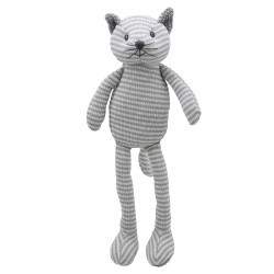 Cat - Wilberry Knitted Soft Toy