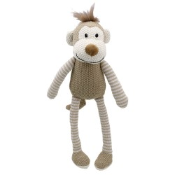 Monkey - Wilberry Knitted Soft Toy