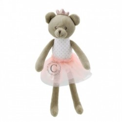 Bear (Pink) - Wilberry Dancers Soft Toy