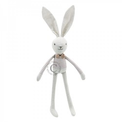 Hare (Boy) - Wilberry Linen Soft Toy